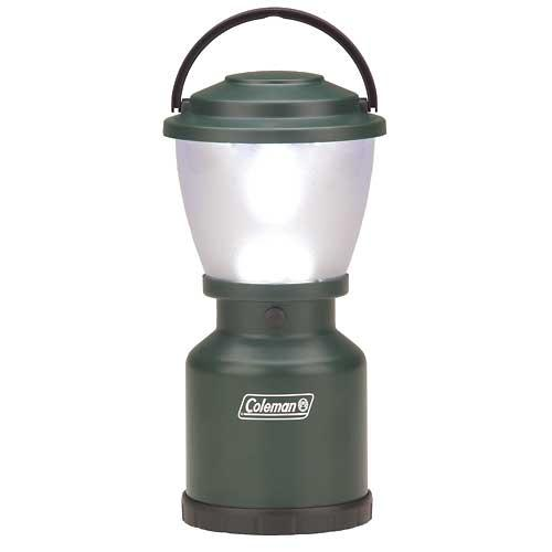 Coleman Camp Lantern - 4D LED (Packaging in Brown Box)