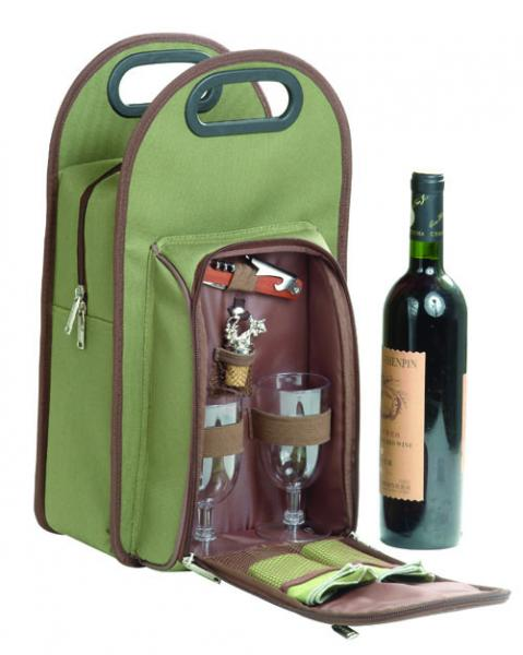 Picnic Gift - Symphony-  Two Person Insulated Wine Totes