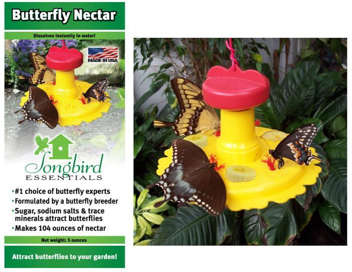 Songbird Essentials Butterfly Feeder / Nectar Combo