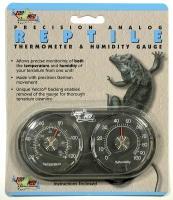 Reptile Dual Thrm/hmdty Gauge