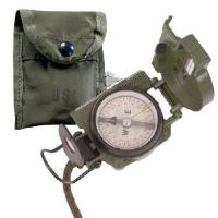 5ive Star Gear GI Lensatic Compass with Pouch