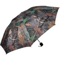 "River's Edge 42"" Compact Folding Camo Umbrella"