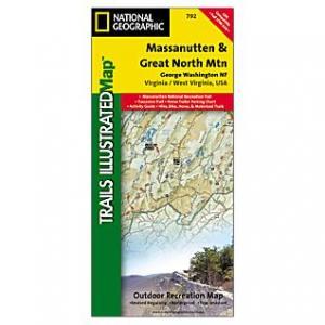 National Geographic Lake Tahoe Basin #803