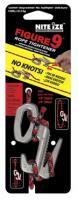 Nite-ize Figure 9 Rope Tightener with Rope, Large Single