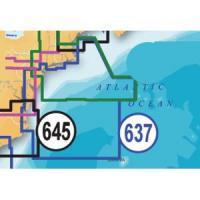 Navionics Platinum Plus New Jersey & Delaware - SD/MicroSD