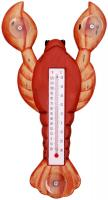 Songbird Essentials Red Lobster Small Window Thermometer