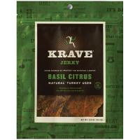 Krave Jerky Citrus Turkey - 3.25 oz
