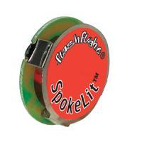 Nite-ize SpokeLit Bicycle Light, Red