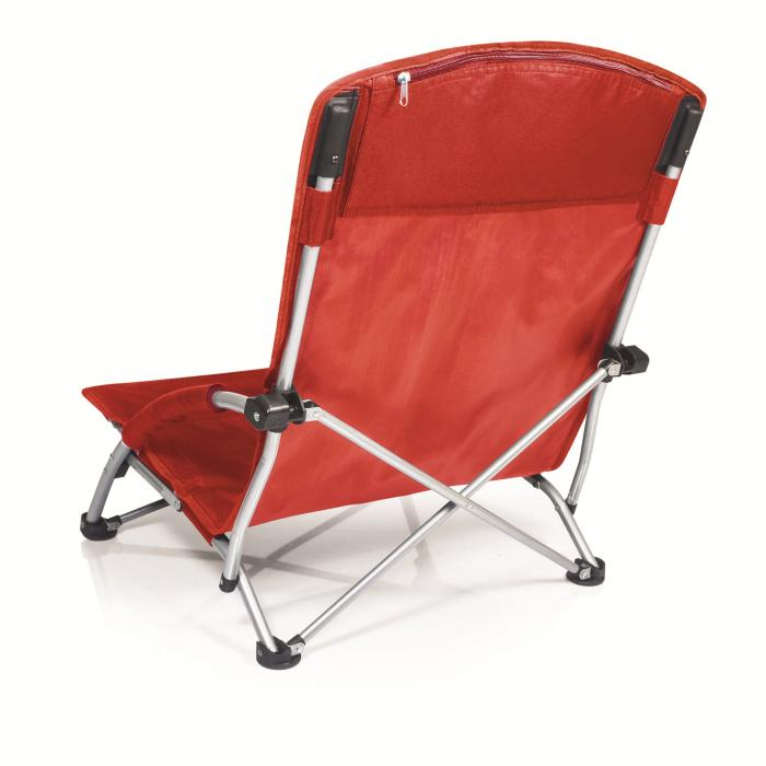 Picnic Time Tranquility Chair- Red