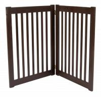 Two Panel EZ Pet Gate - Large/Artisan Bronze