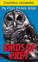 Random House My First Pocket Guide Birds of Prey