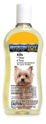 Sentry Pro Toy Dog Flea & Tick Shampoo