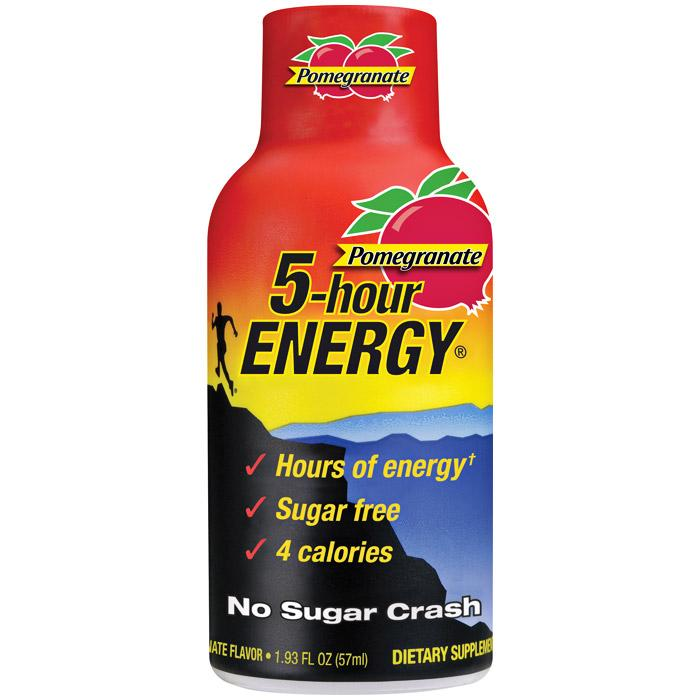 5-hour Energy Pomegranate