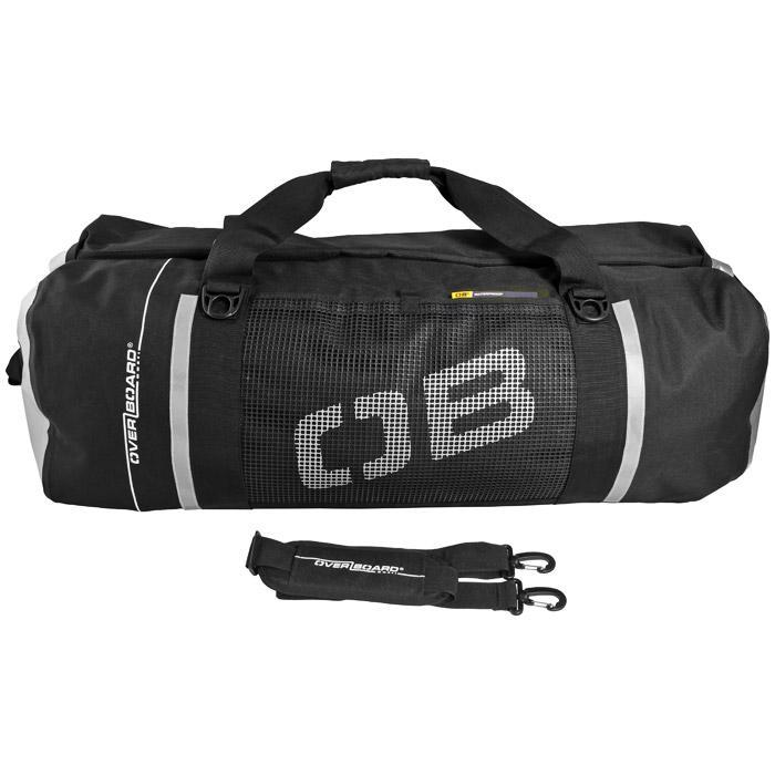 Overboard Gear Waterproof Duffel Bag 60 L Blk