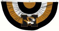 Evergreen Enterprises Mizzou Logo Team Bunting