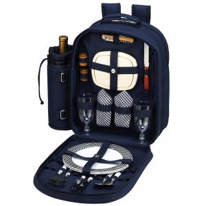 Picnic Backpacks for 2 by Picnic at Ascot