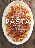 Chronicle Books The Glorious Pasta of Italy Guide and Cookbook