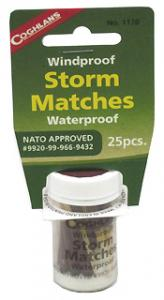 Coghlan's Wind/Water-Proof Storm Matches