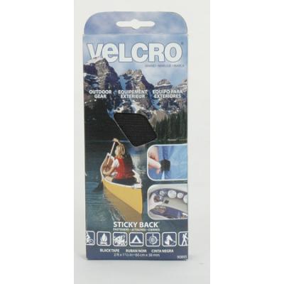 """Velcro Sticky Back Tape, 24"""" x 1.5"""", Beige"""