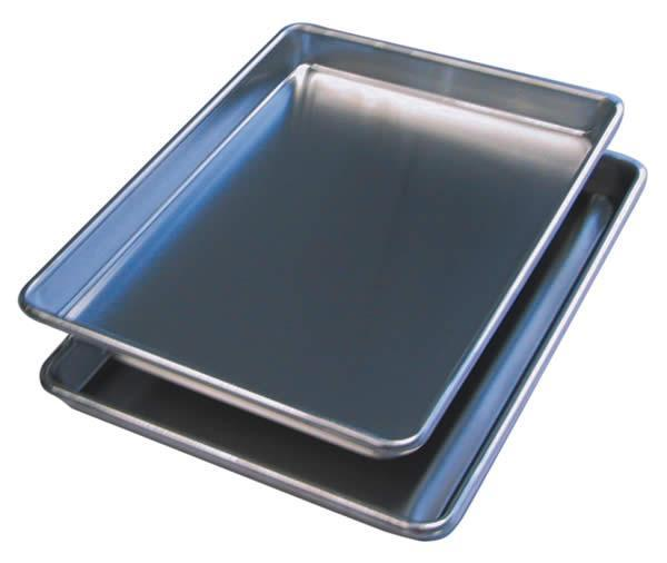 BroilKing Set of 2 Commercial Half Size Sheet Pans