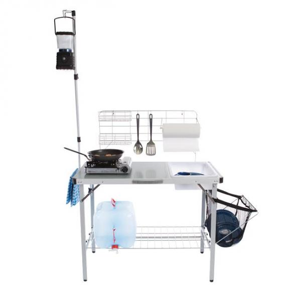 Stansport Deluxe Portable Fold Up Camp Kitchen