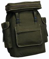 Stansport European Style Knapsack - O.D.