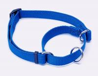 "Coastal Pet Products 6407 NO! Slip Collar - 5/8"", Blue"