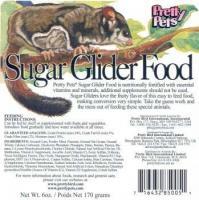 Sugar Glider Food 20 Lb