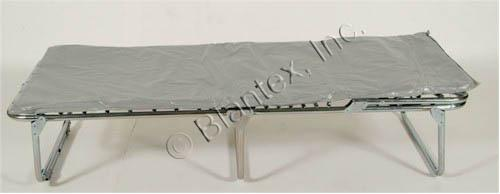 Blantex XM-3 Special Needs Cot with IV Pole and 2 Sleeves