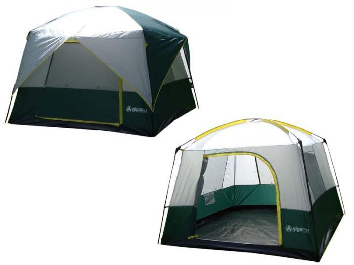 Gigatent Bear Mountain 10 x 10 Family Dome Tent  sc 1 st  C&ing Gear Outlet & Bear Mountain 10 x 10 Family Dome Tent