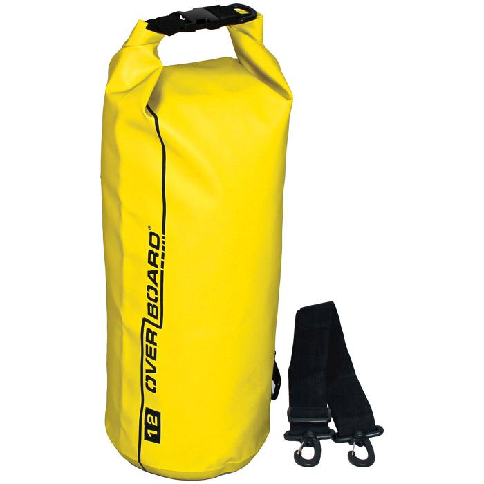 Overboard Gear Dry Tube 20 L Yellow