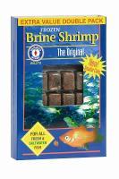 Frozen Brine Shrimp Cubes