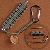 Stone River Survival Firestarter & Sharpener