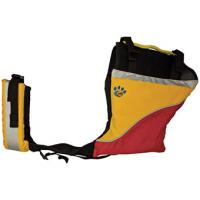 MTI Underdog Dog Life Jacket - Large, Mango/Red