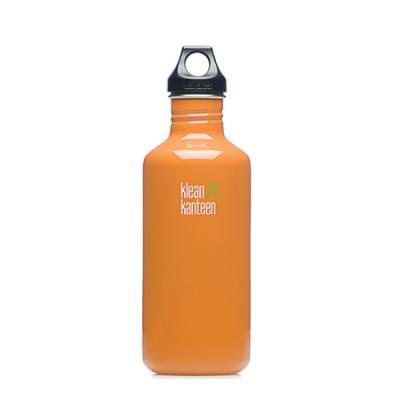 Klean Kanteen Orange 40oz Lptp