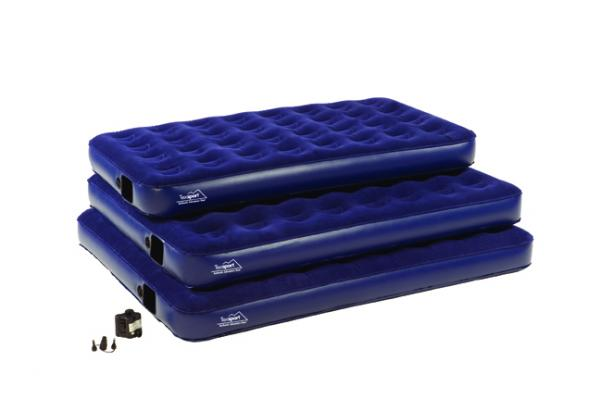 Texsport Queen Air Mattress with Pump