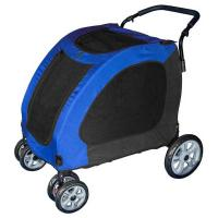 "Pet Gear Expedition Pet Strollers Blue Sky 42"" x 30.25"" x 37.75"""