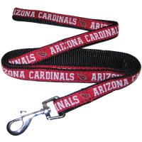 Arizona Cardinals NFL Dog Leash - Medium