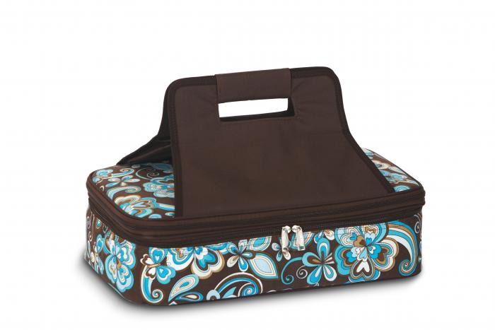 Picnic Plus Entertainer Hot & Cold Food Carrier - Cocoa Cosmos