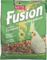 Fusion Cockatiel Food 4 Lb