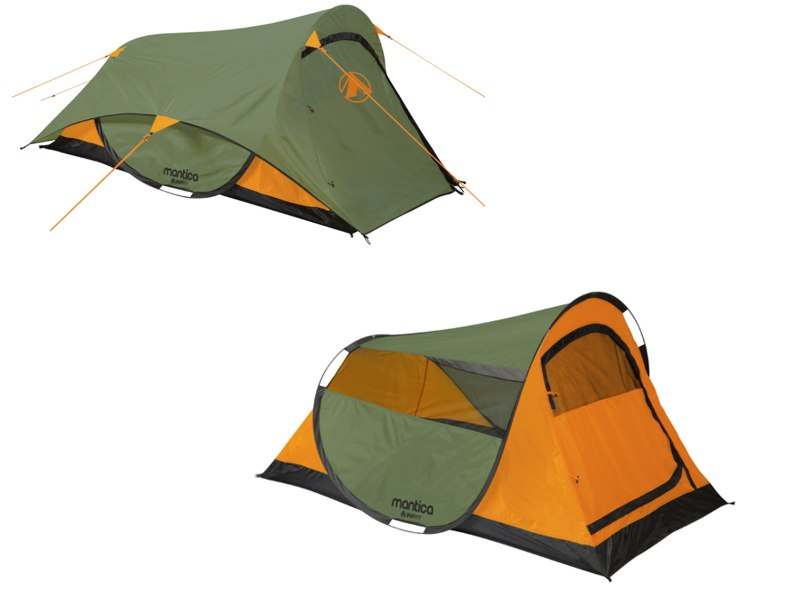 Gigatent Mantica 2 Person Pop Up Tent  sc 1 st  C&ing Gear Outlet : 2 person tent backpacking - memphite.com