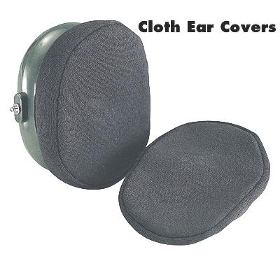 Cloth Hygiene Covers for Earmuffs