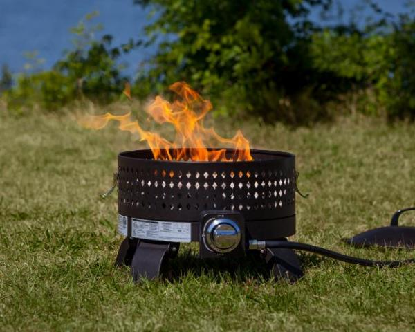 Sporty Campfire Portable Gas Fire Pit