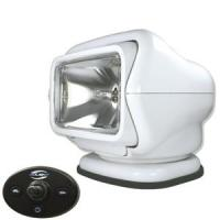 Golight Stryker Searchlight 12V w/Wired Dash Control w/20' Wire Harness - White