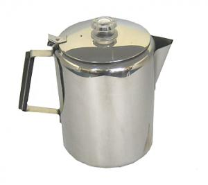 Chinook Coffee Percolator, 12 Cup