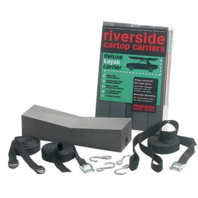 Riverside Cartop Carriers Deluxe Cartop Kayak Carrier