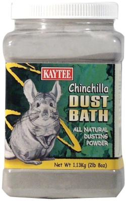 Chinchilla Dust 2.5lbs. Jar