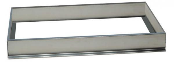 BroilKing Chafing Pan Holder, Holds Three 1/3 Size or Two 1/2 Size Chafing Pans