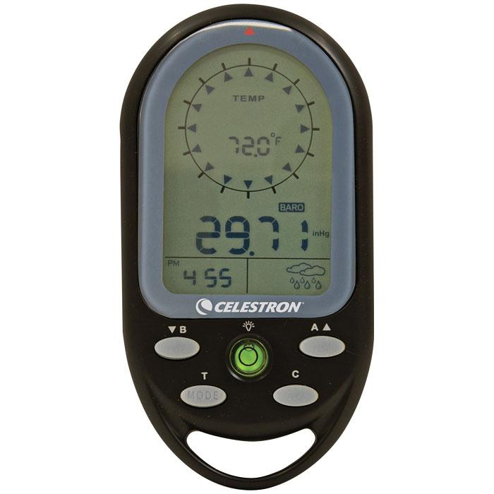 Celestron Trekguide Digital Compass Black