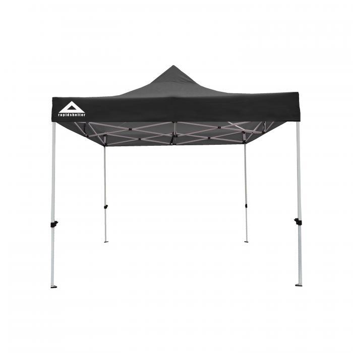 Caddis Sports 10 X 10 Black Rapid Shelter